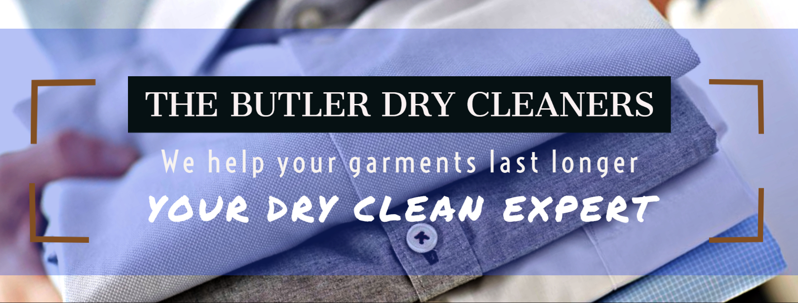 butler dry cleaner
